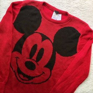Disney Mickey Sweater